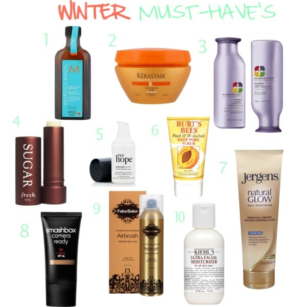 wintermust haves
