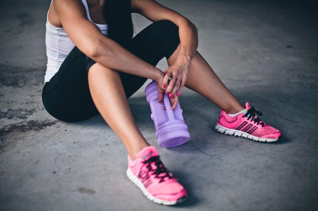 Fitness Wear & Tips + DIY
