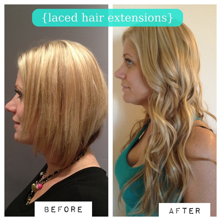 How Do Bonded Hair Extensions Work Human Hair Extensions