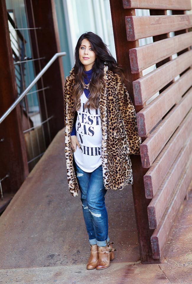 Leopard…