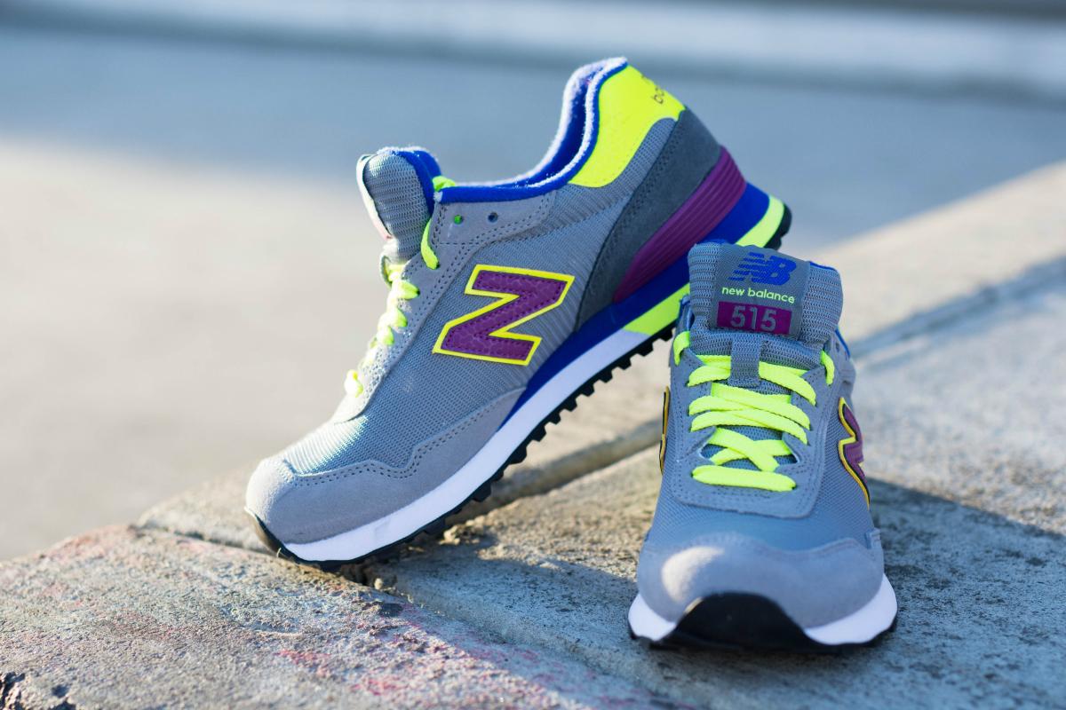 Bright Neon New Balance
