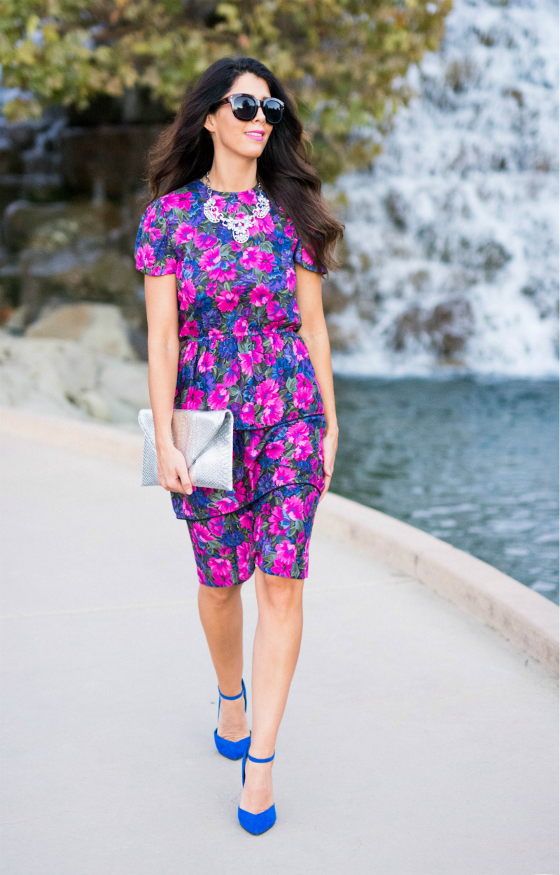 Bright & floral