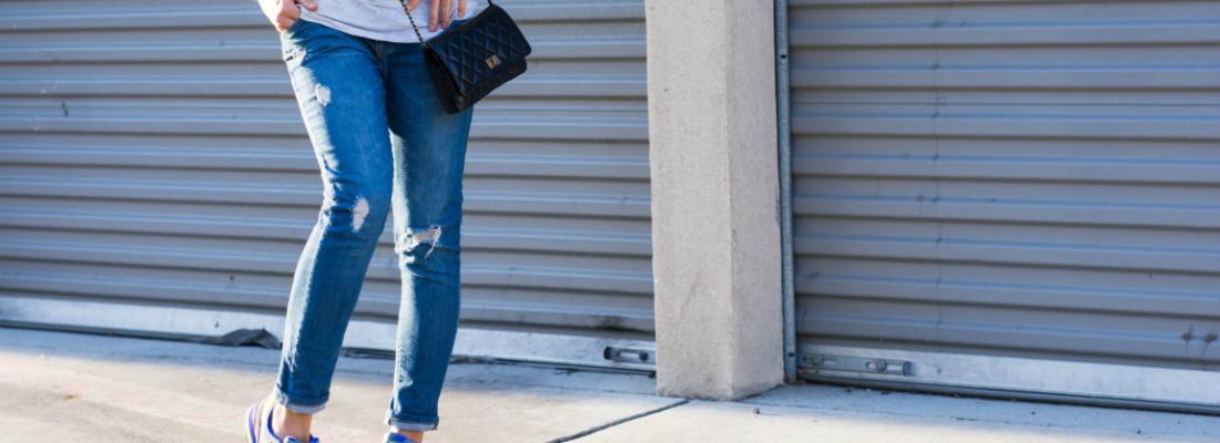 Sneaker Style…