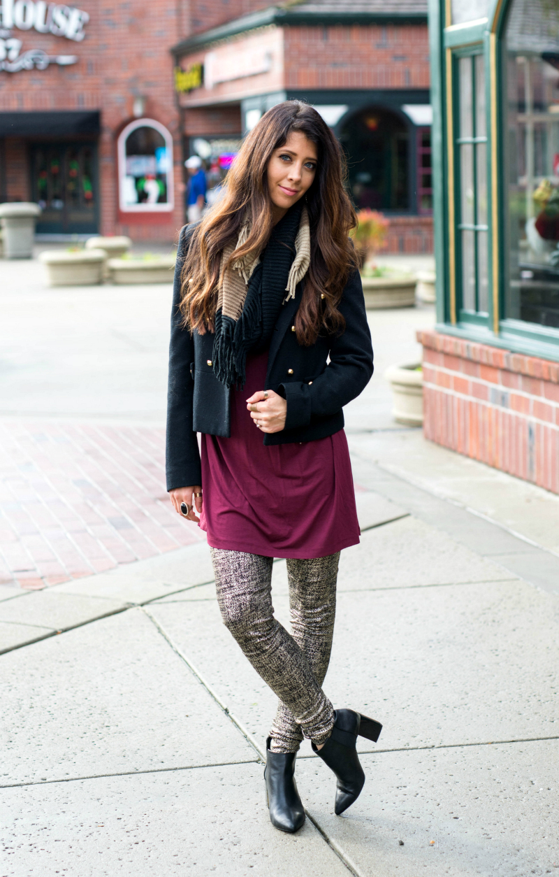 Long Tunic & Leggings