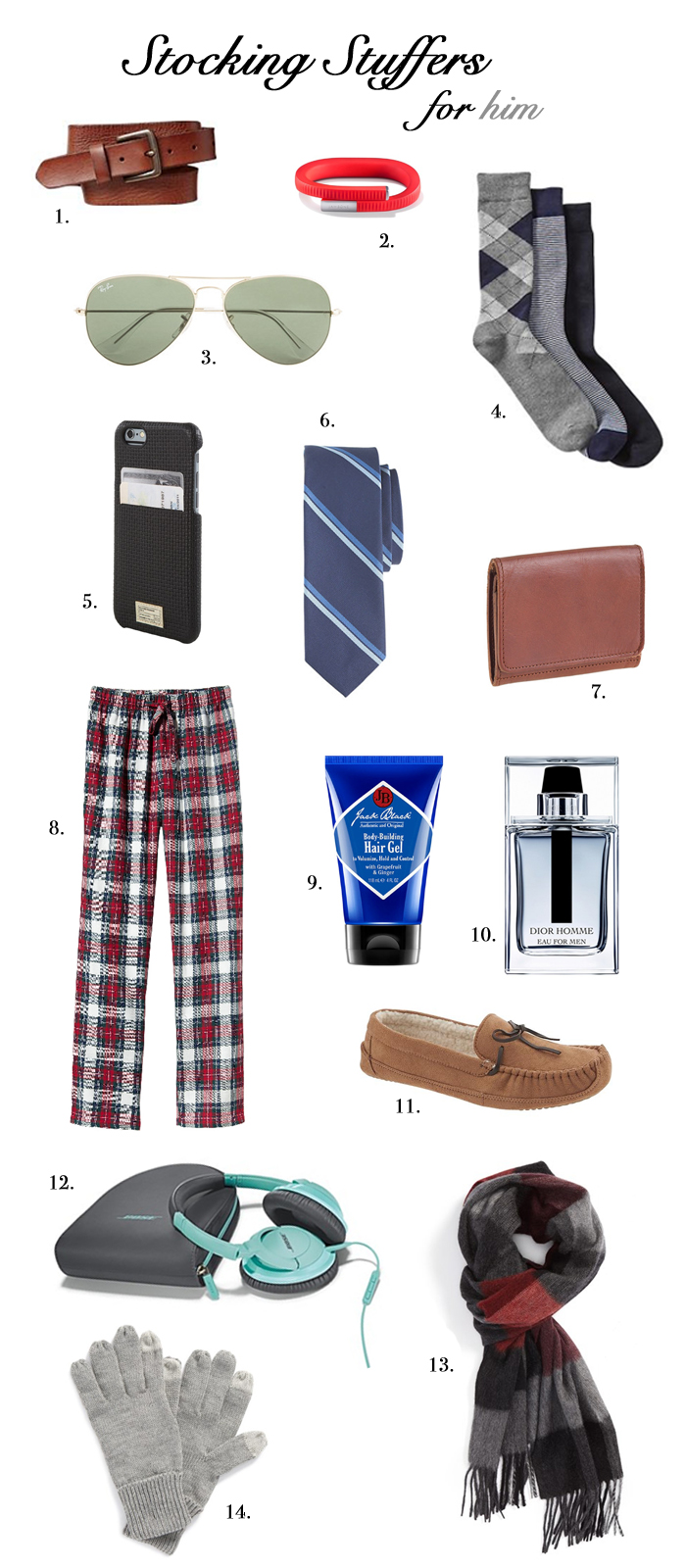 Stocking Stuffers Ideas For Him Her The Girl In