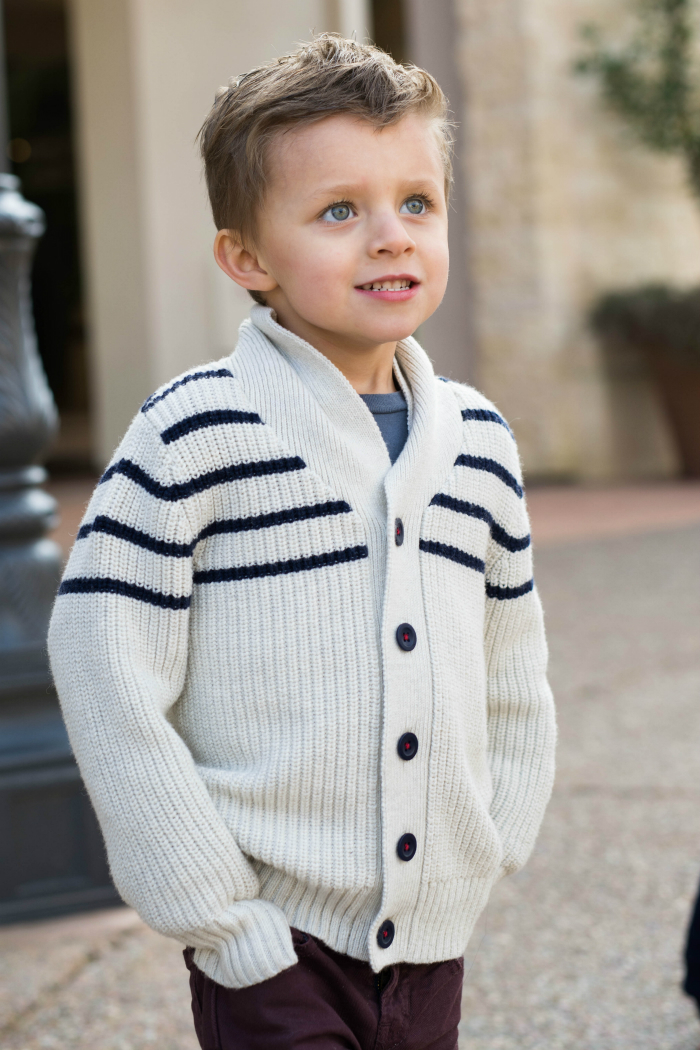 Little Boy Sweater Fashion