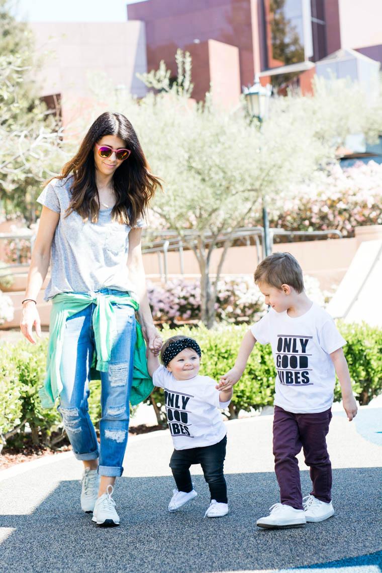 Mom, kids,comfy, style