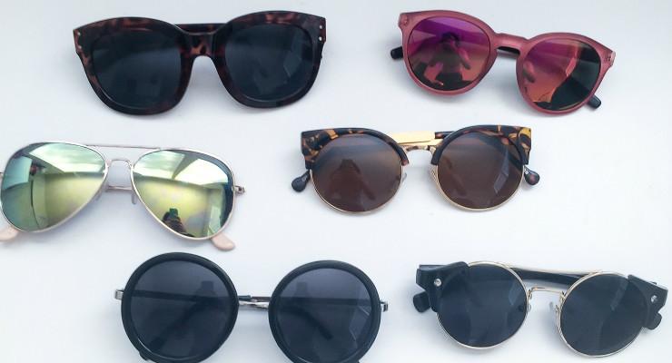 Summer Sunnies + Weekend Sales …