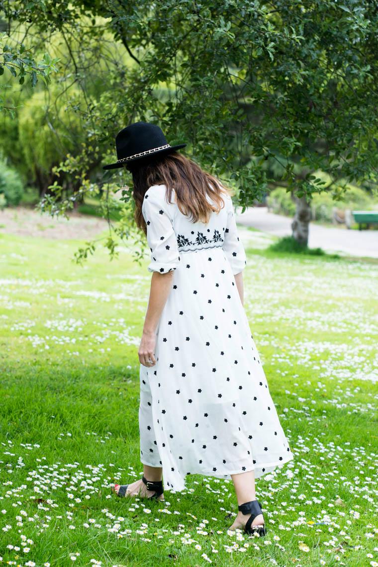 Summer Maxi FLowy Dreses