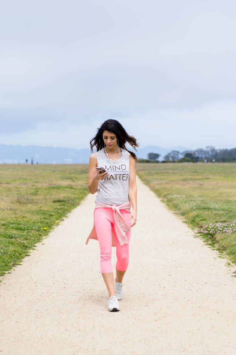 5 Ways To Stay FIt + Fitness Wear