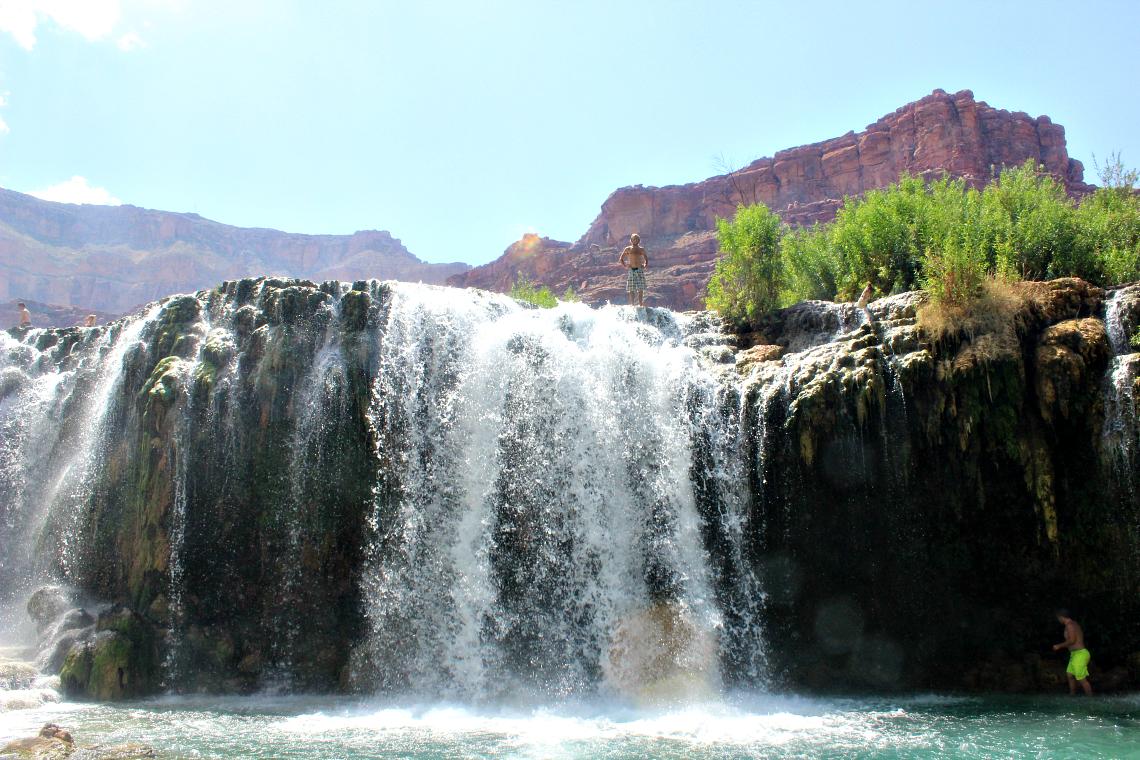Navajo, Waterfalls, Havasuapi