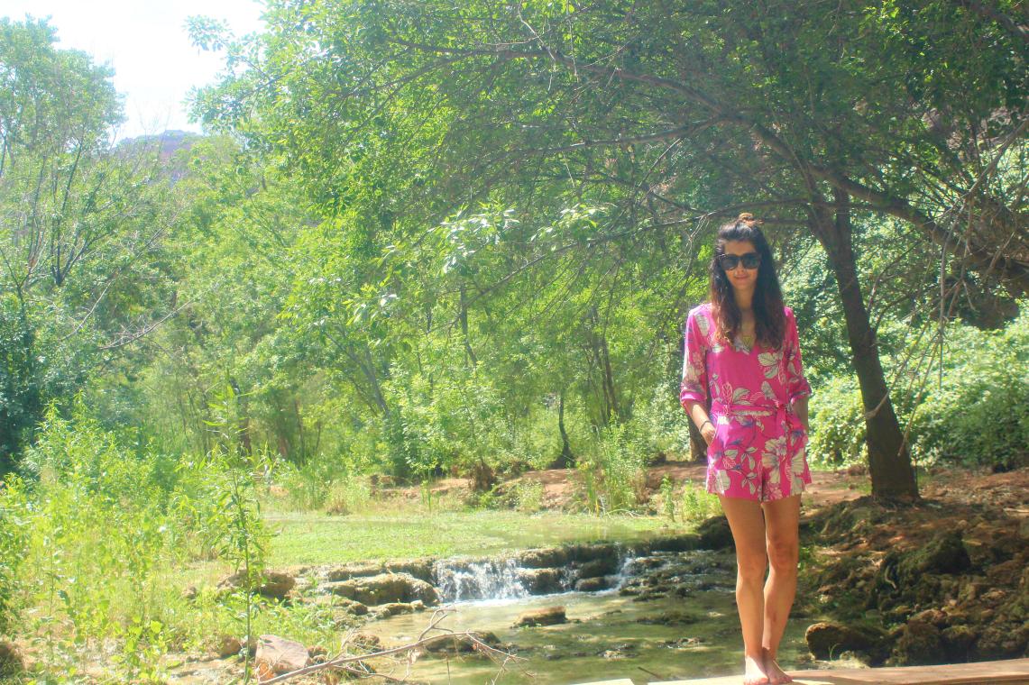 Pink Romper, Havasuapi