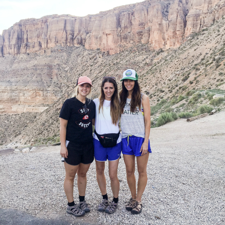 Sisters, Grand Canyon