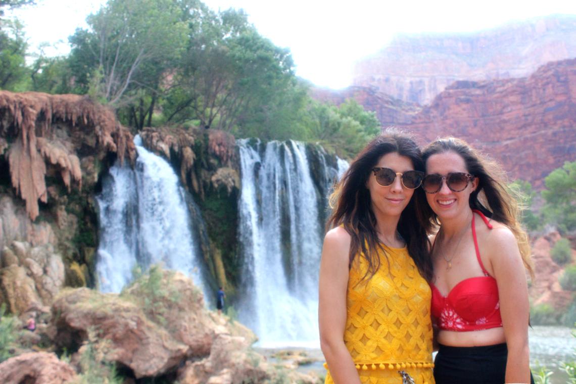 Sisters, Navajo, Havasuapi