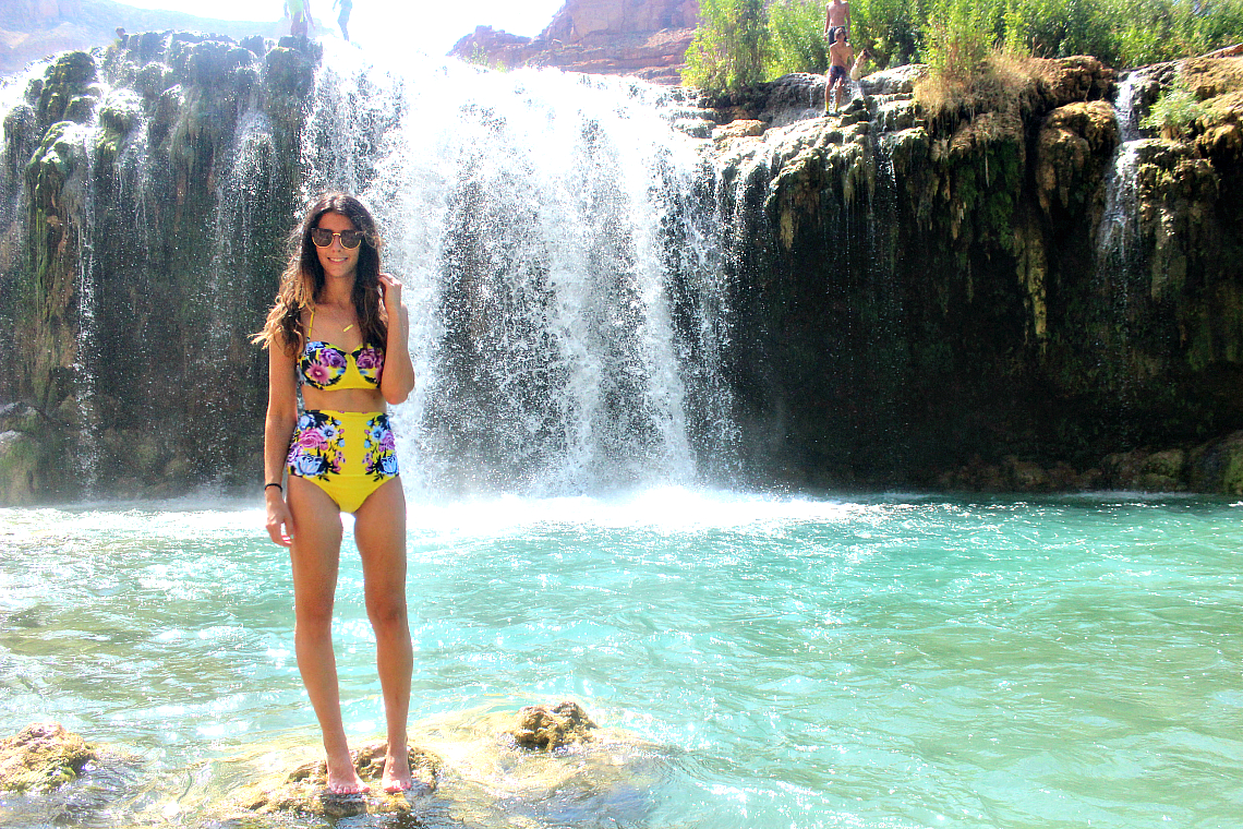 Swimsuit, Havasuapi