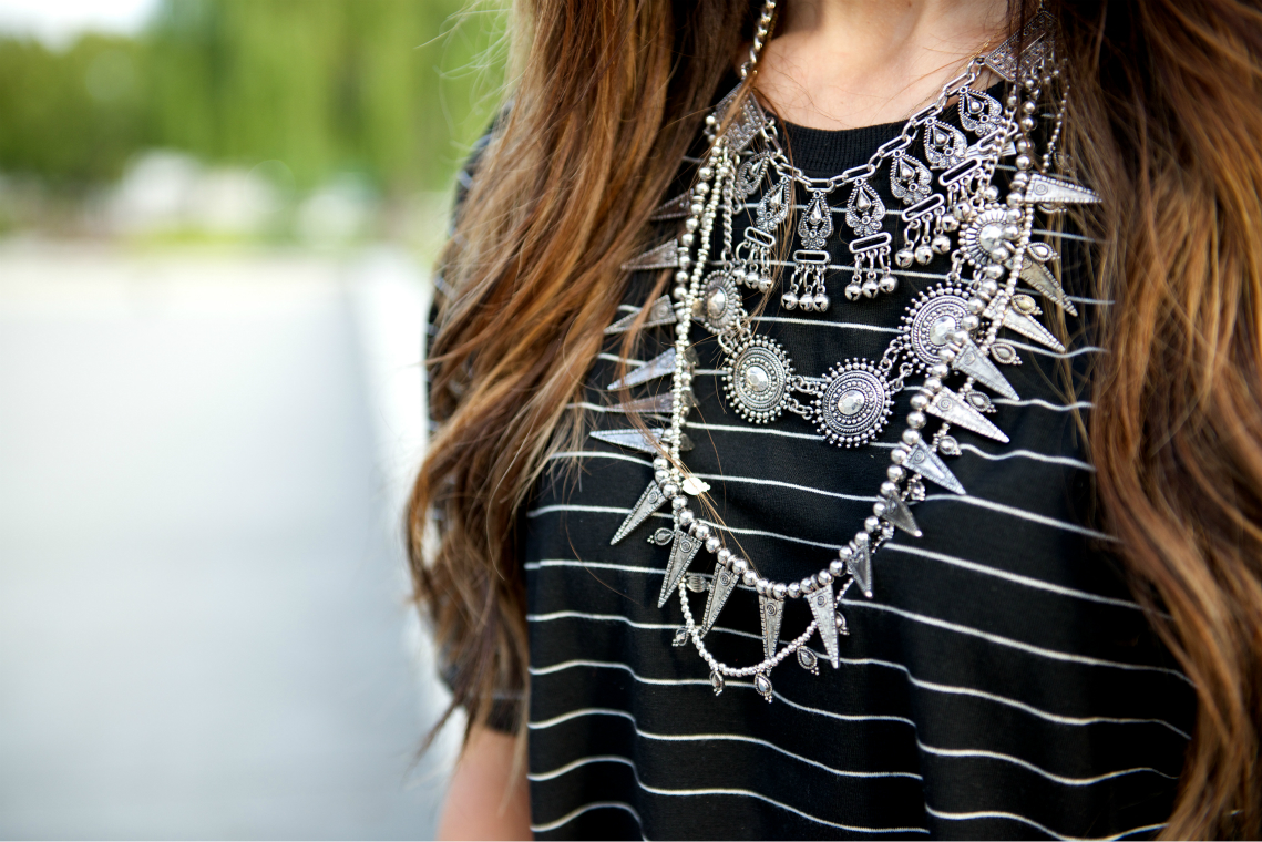 Sliver Necklace