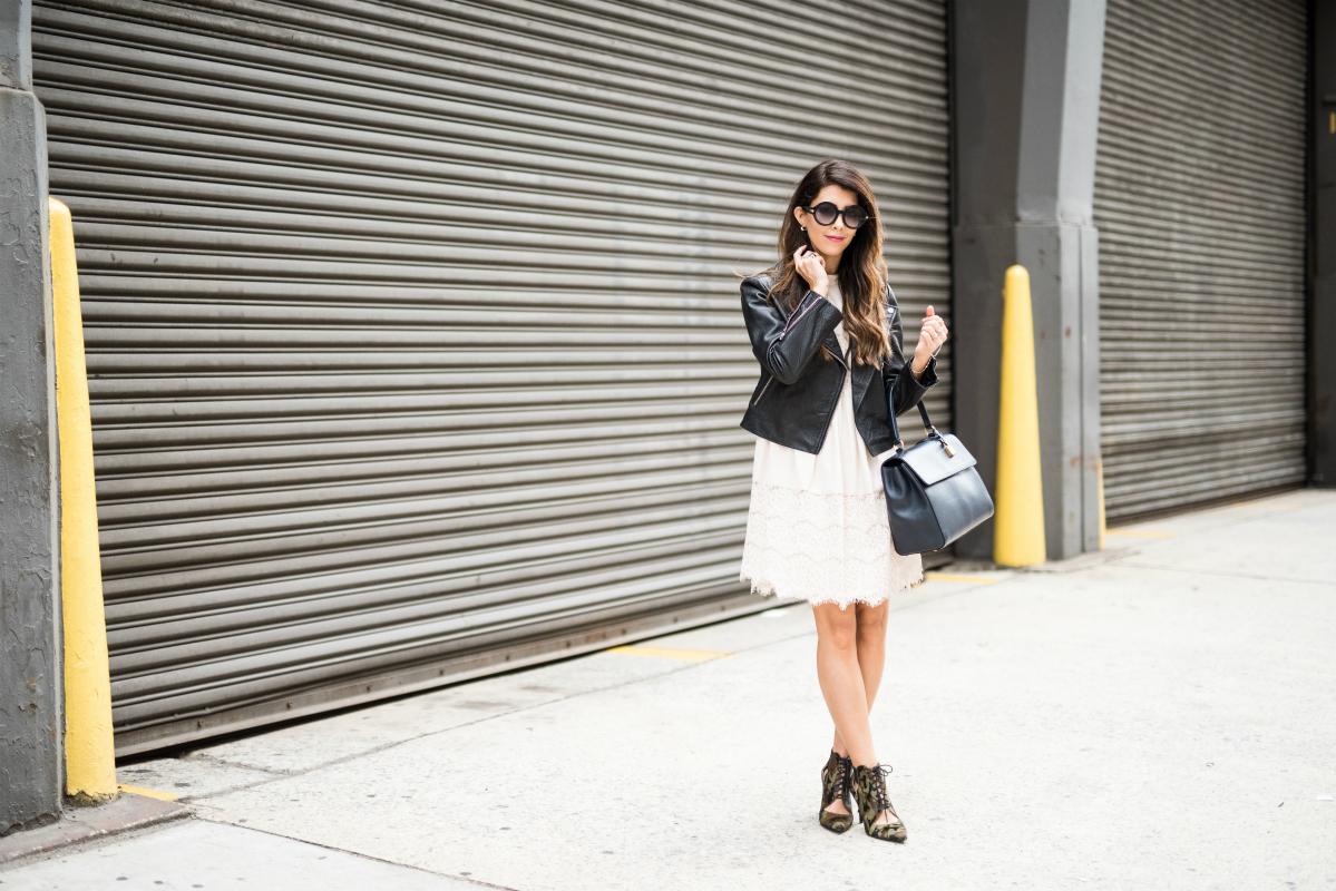 Lace, Camo & Leather