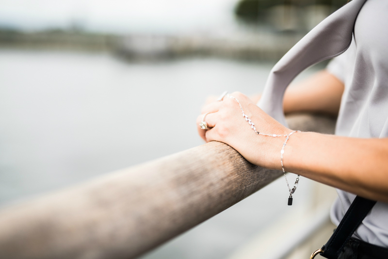 Sliver hand chain