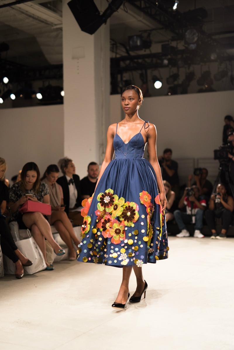 Supima Fashion Show