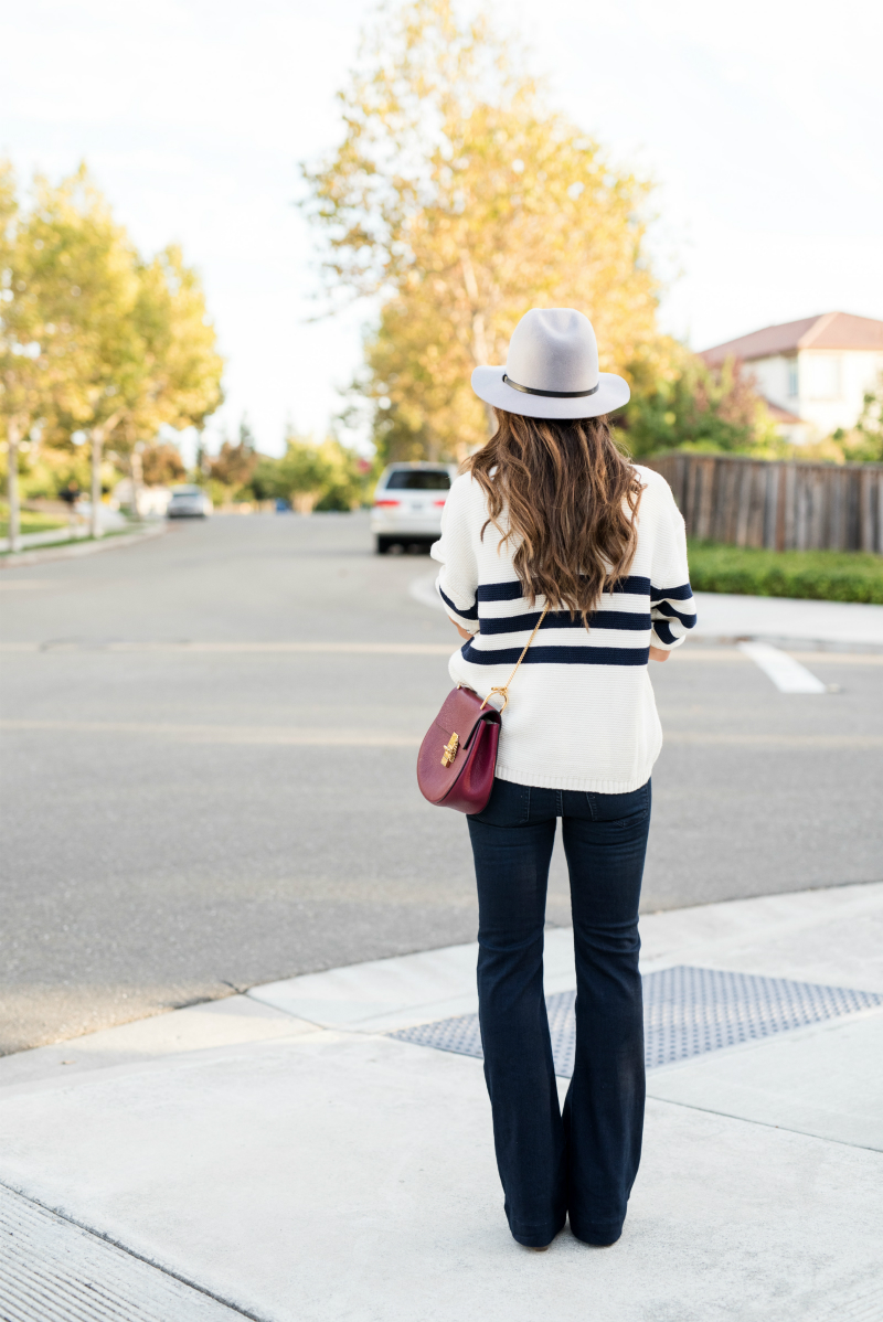 The Girl in the Yellow Dress- Fall hats & jeans