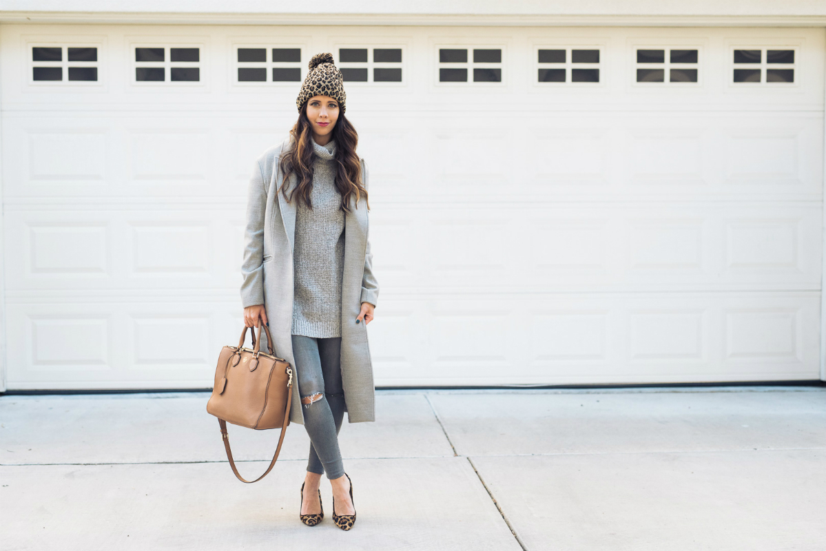 Grey outfit and leopard (5)