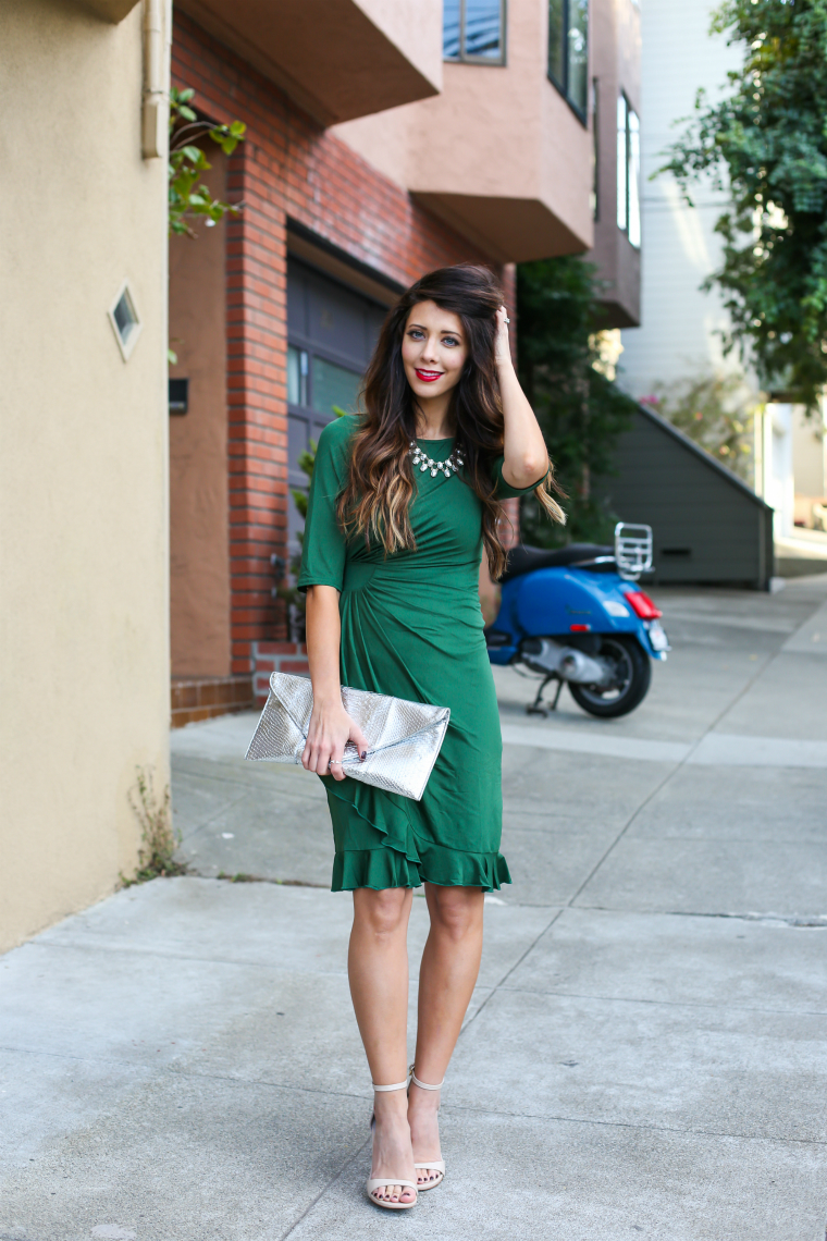 Holiday Party Dress ... | The Girl In The Yellow Dress