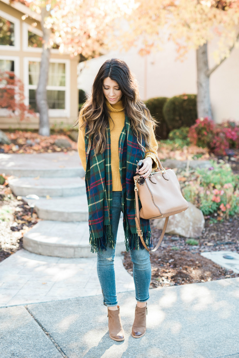 scarf and yellow sweater (1)