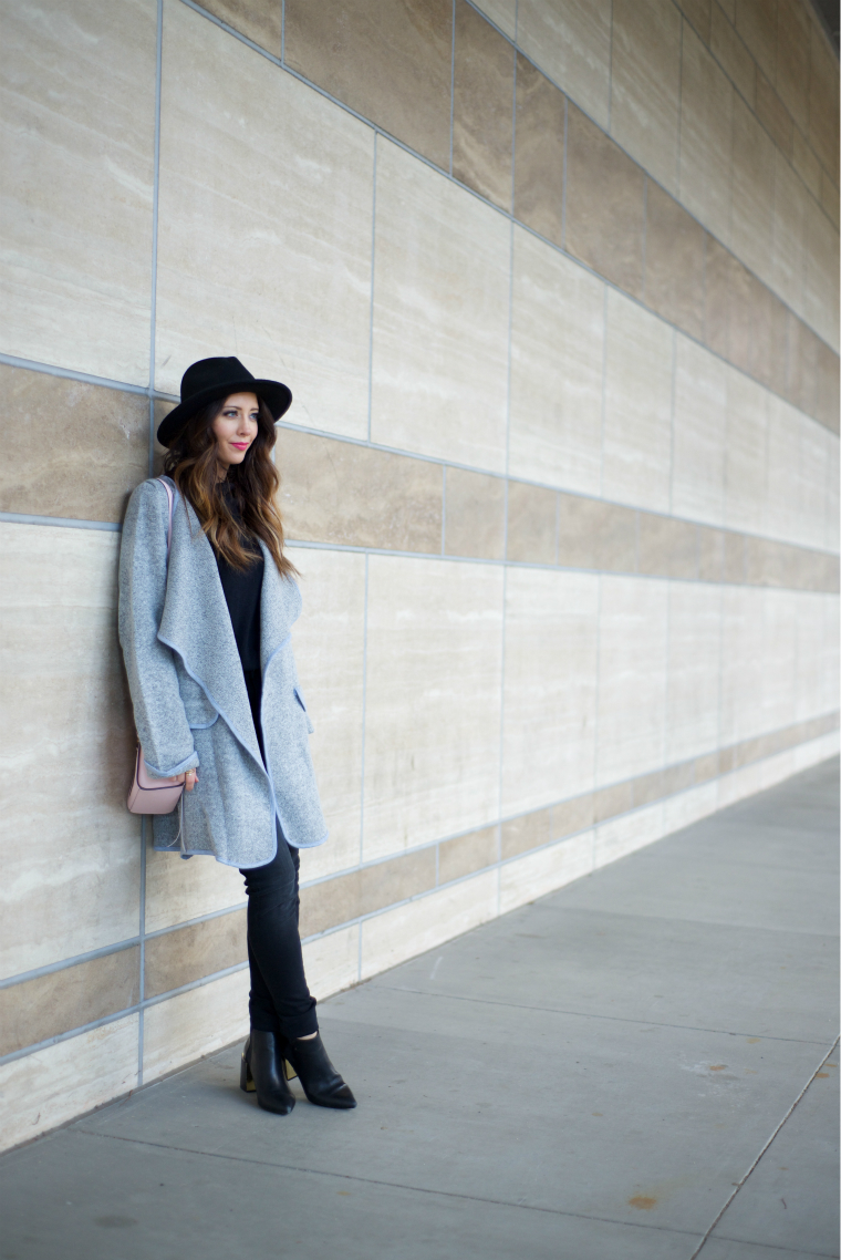Black Hat + Booties