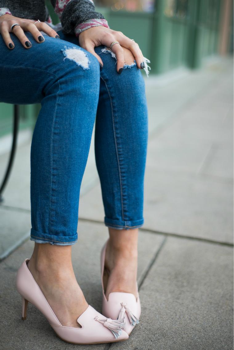 Bluch Heels