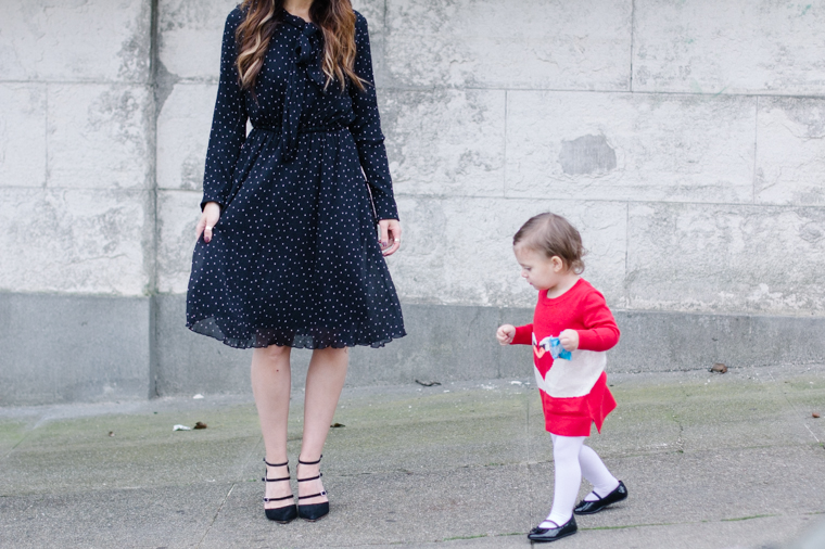 Valentine's Looks With My Little Lettie …