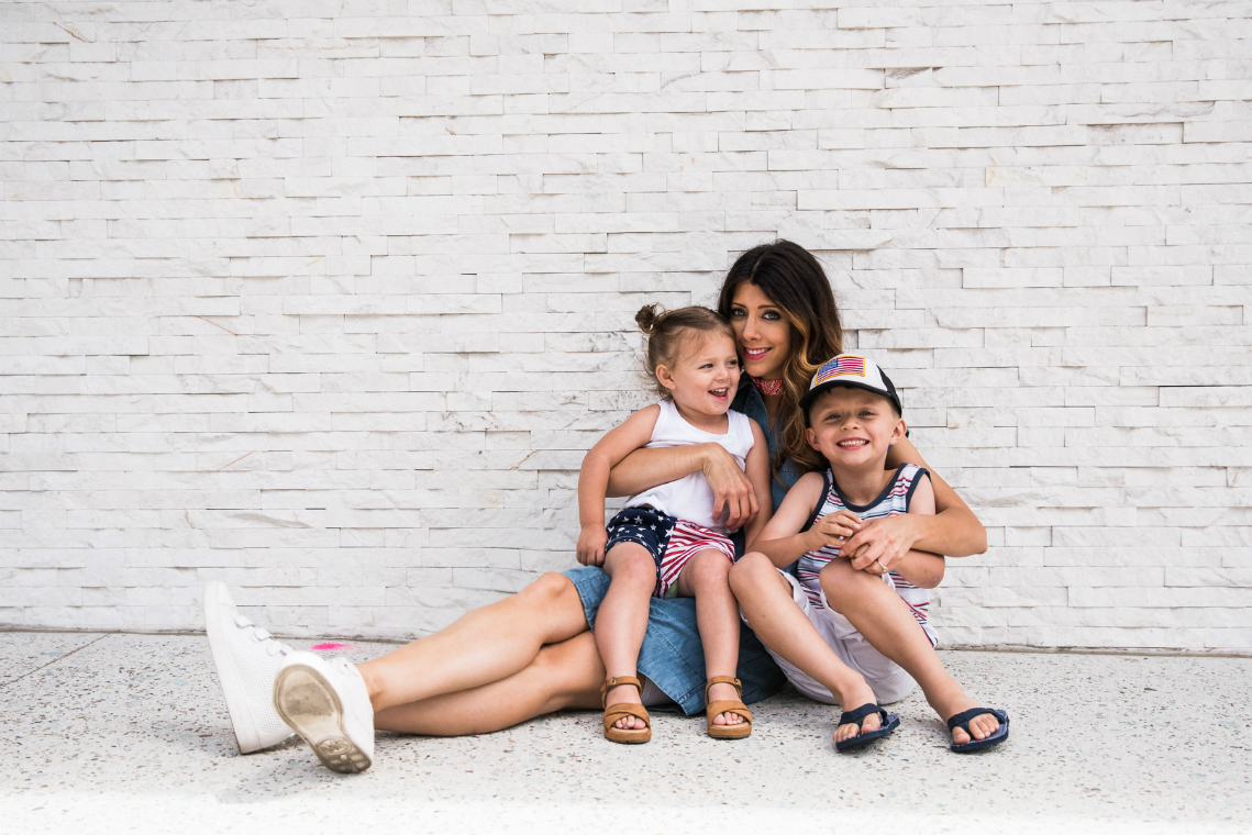 Family Fourth Of July Outfits