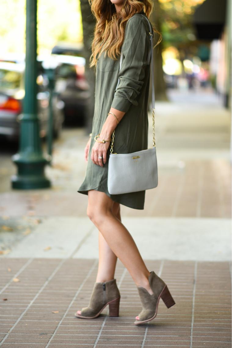 Olive dress7