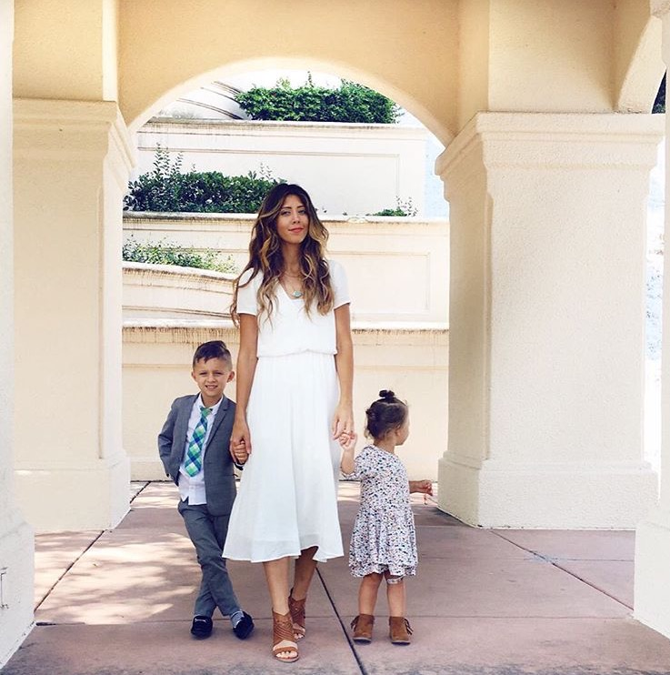 Mom Style | The Girl in the Yellow Dress