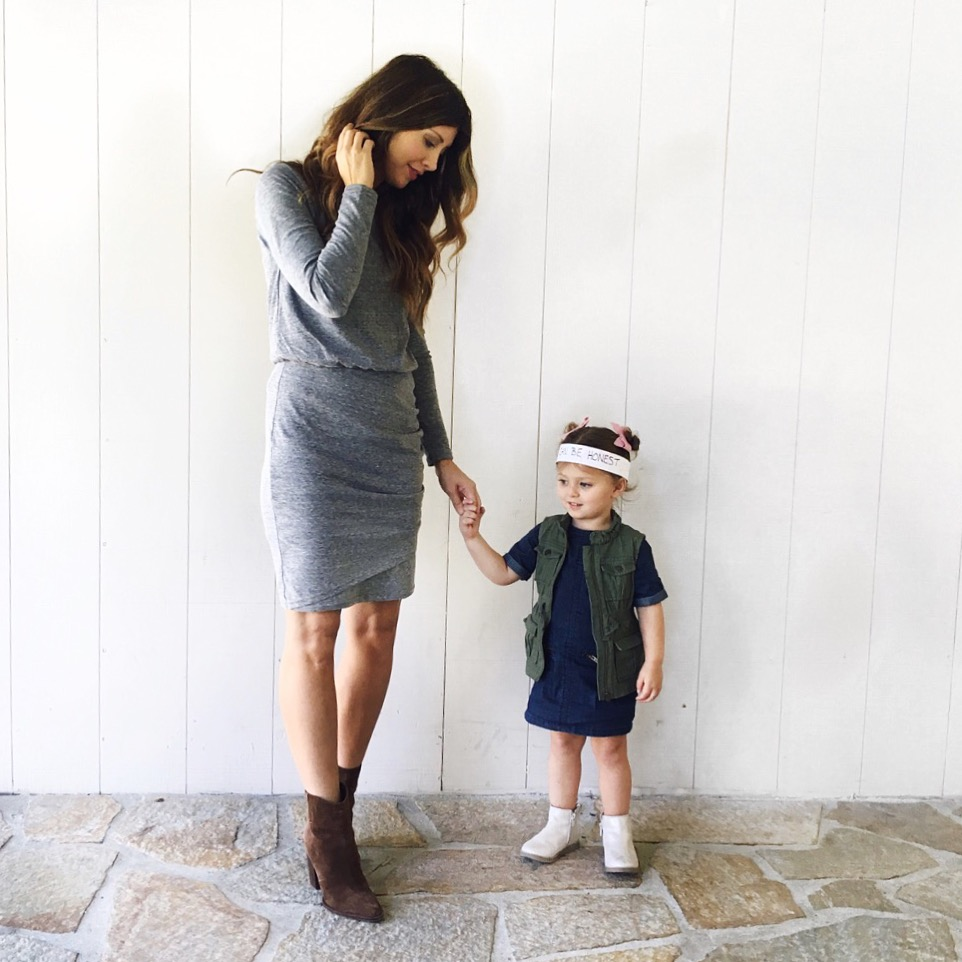 Mama Style | The Girl in the Yellow Dress