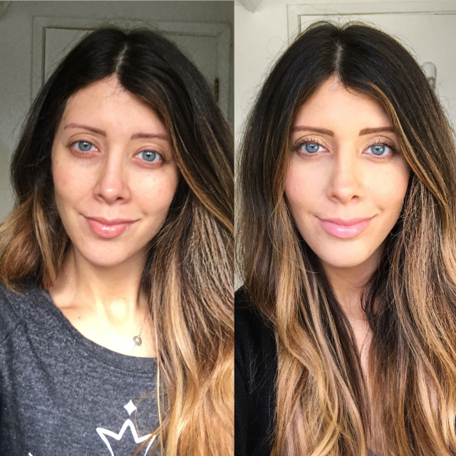 Quick and Easy Makeup in Under 5 Minutes  - Maskcara Makeup: My Secret Revealed by popular San Diego style blogger The Girl in The Yellow Dress