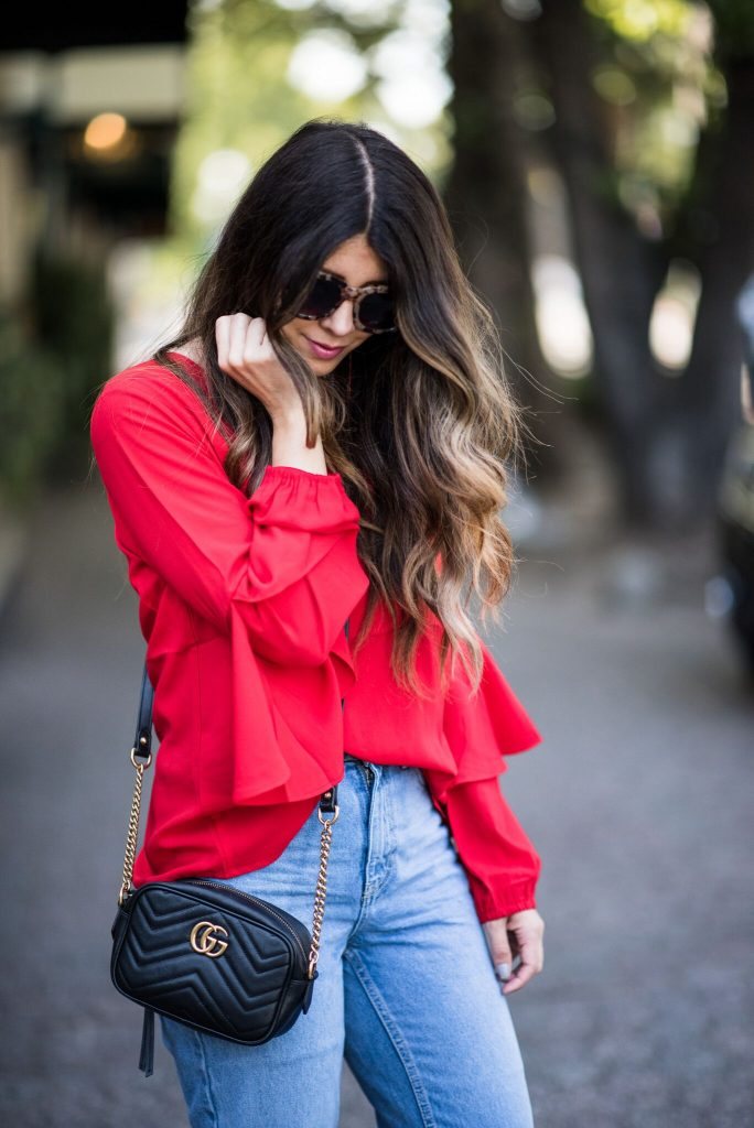 Color Me Red With Chicwish + Summer Vacation