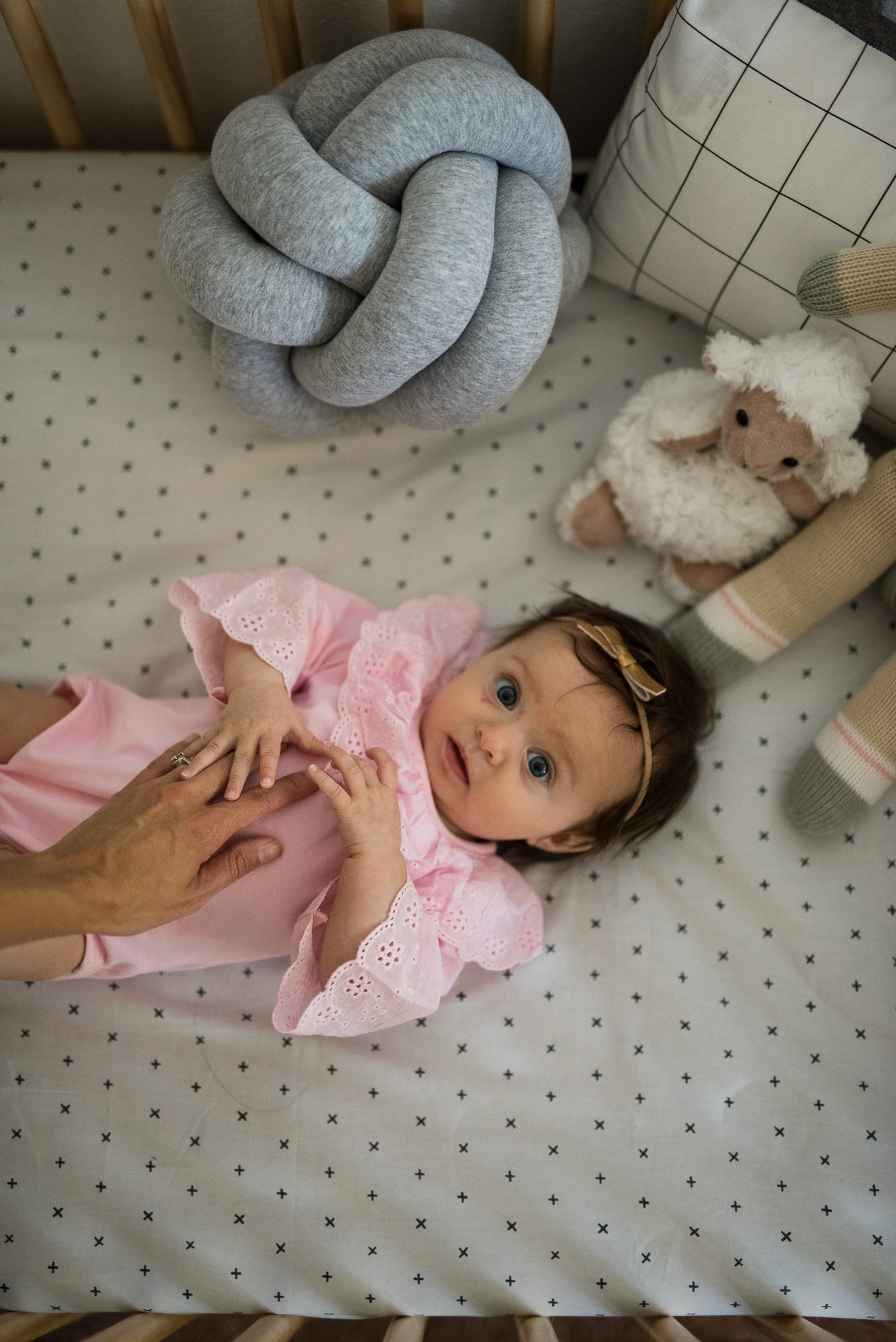 Sleep Easy With A Nook Crib Mattress The Girl In The