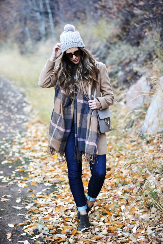 Fall Vibes + Scarves Under $50