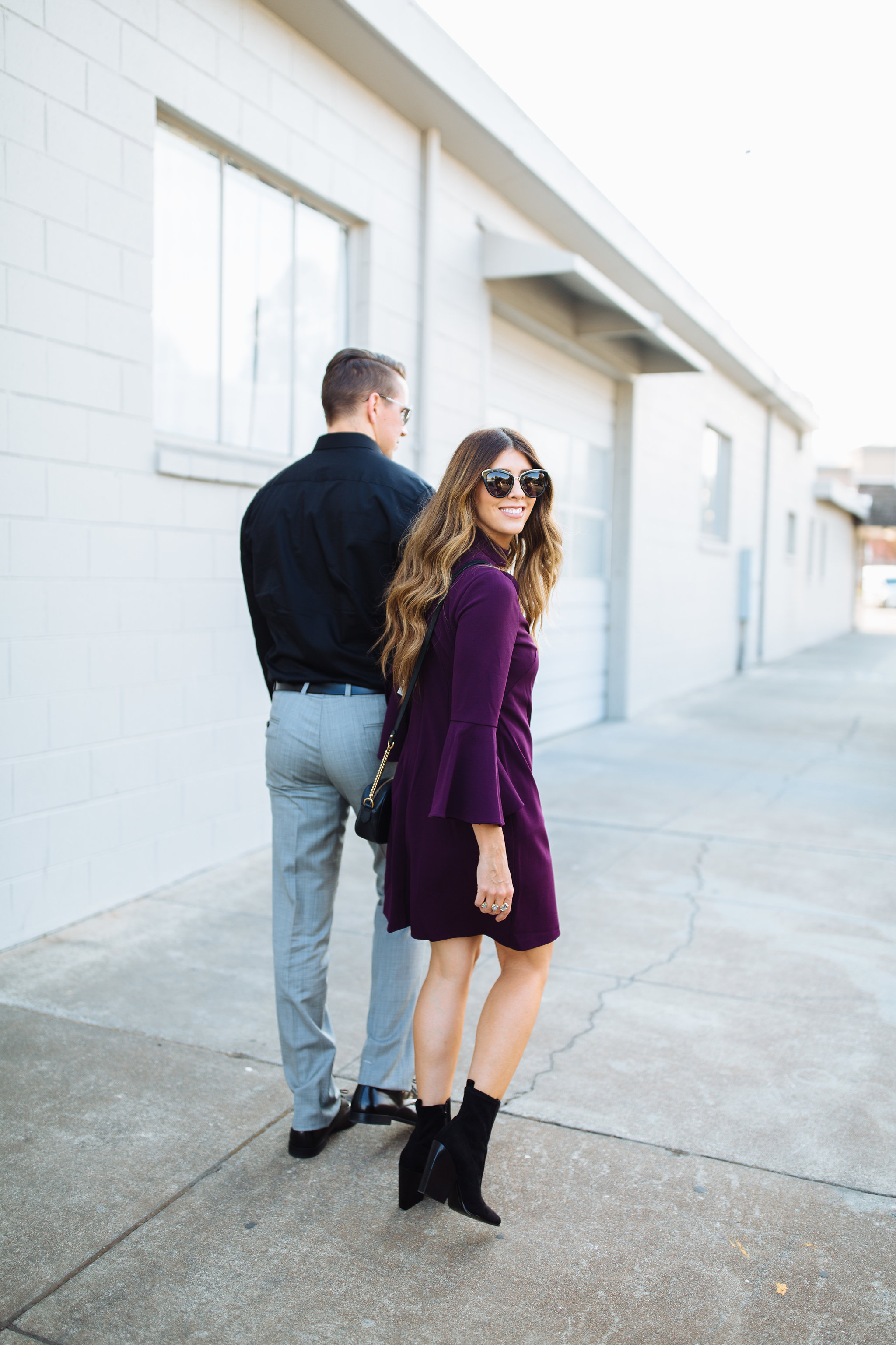 Nordstrom, Ted Baker Menswear, Couples Look, Fall Fashion