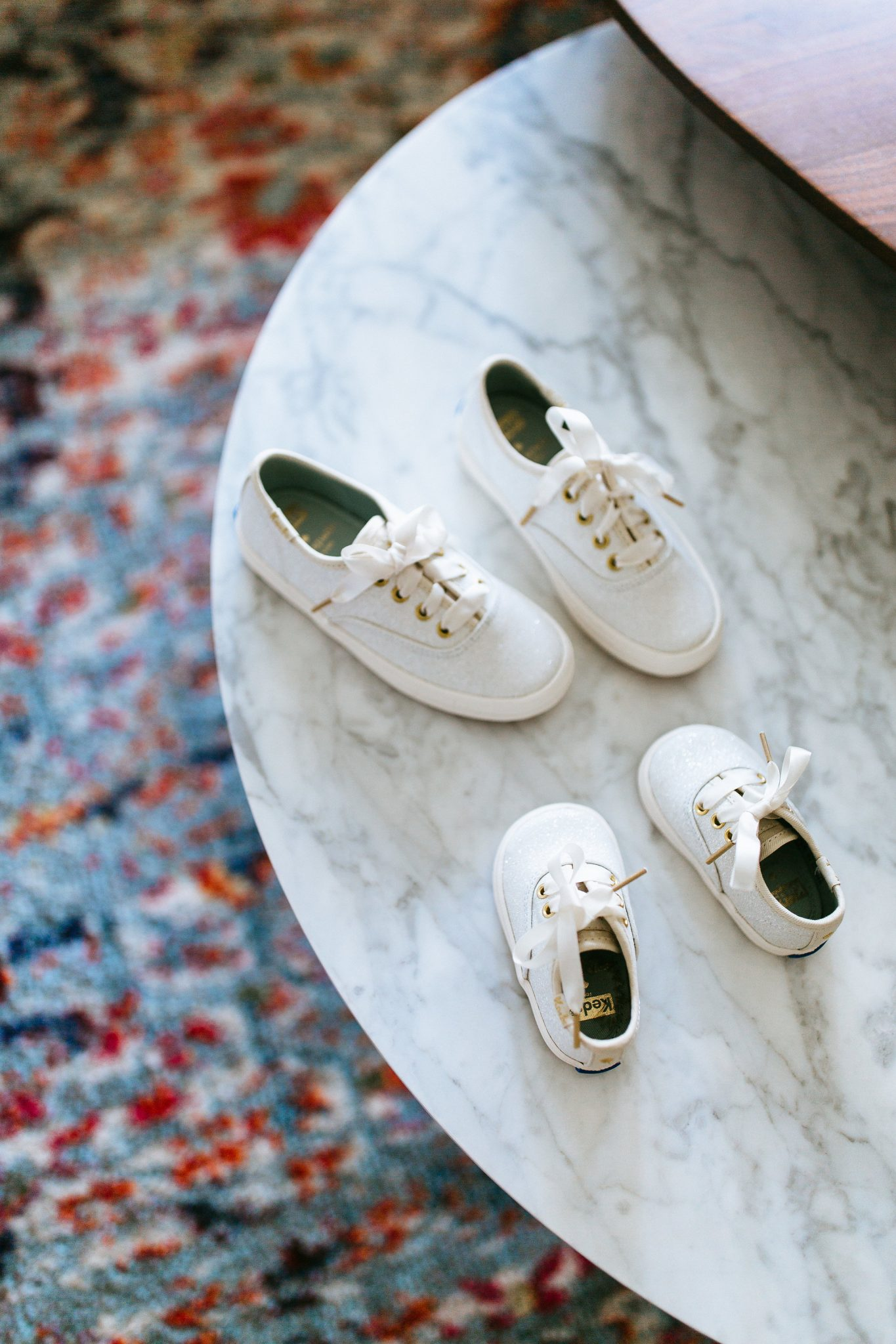 Matching, Keds and Kate Spade Sneakers, Mom and Daughter Looks, Little Girls Gift Guide