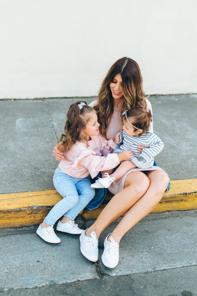 Mommy and Me Style + Little Girls Gift Guide