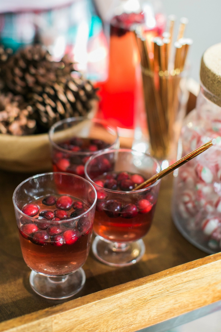 Easy and yummy Christmas drink recipe