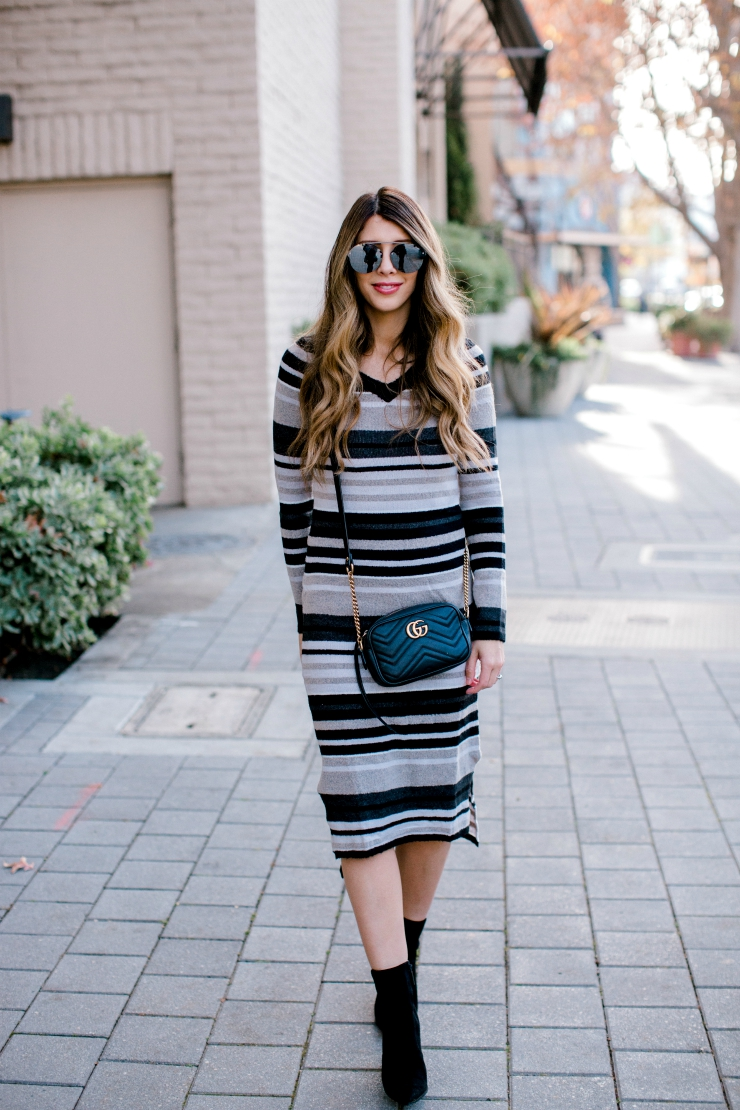 Macy S Sweater Dress