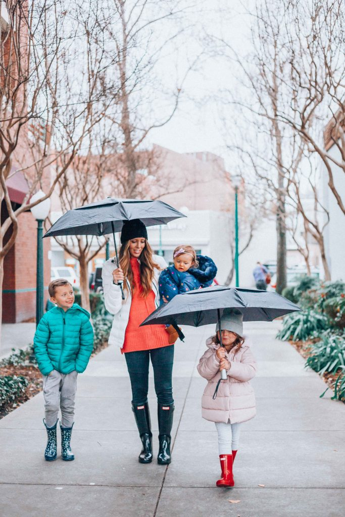 Outdoor Fashion for The Whole Family!