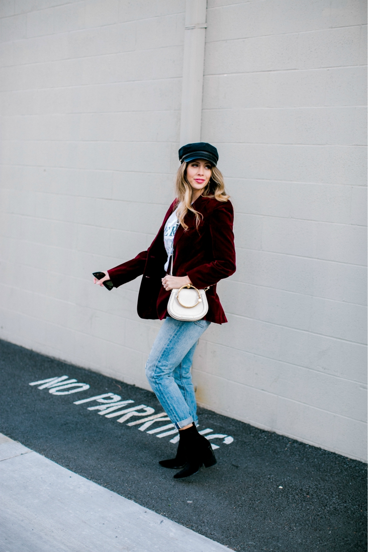 My 7 Favorite Valentines Day Tops by popular San Diego fashion blogger The Girl in The Yellow Dress