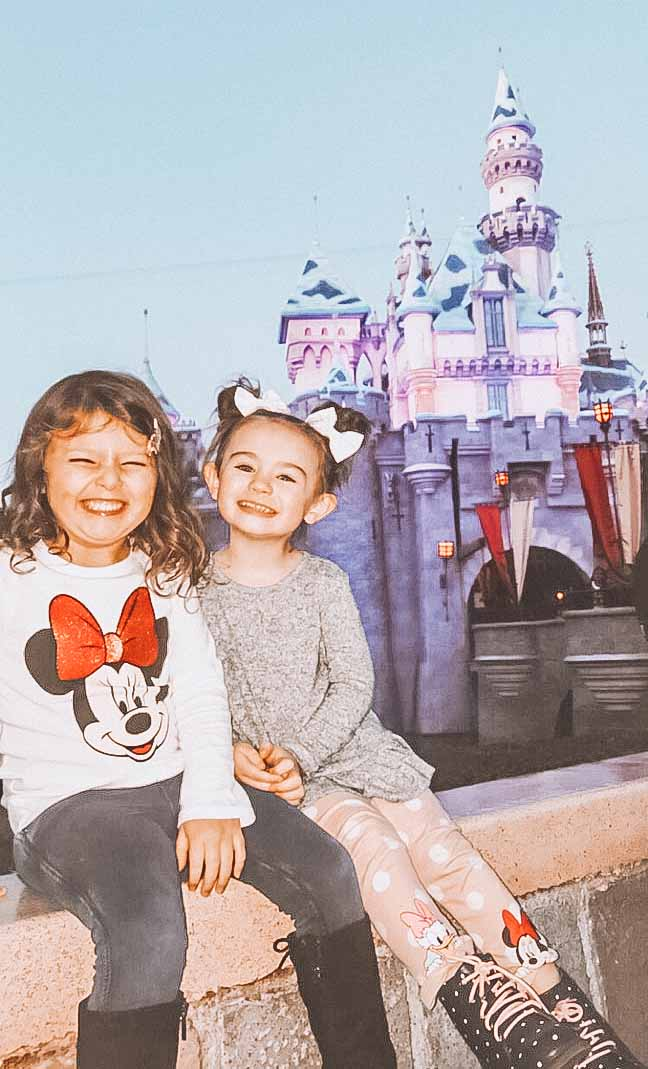 Disneyland Tips: Surviving Disneyland With 3 Kids by popular San Francisco mom blogger The Girl in The Yellow Dress