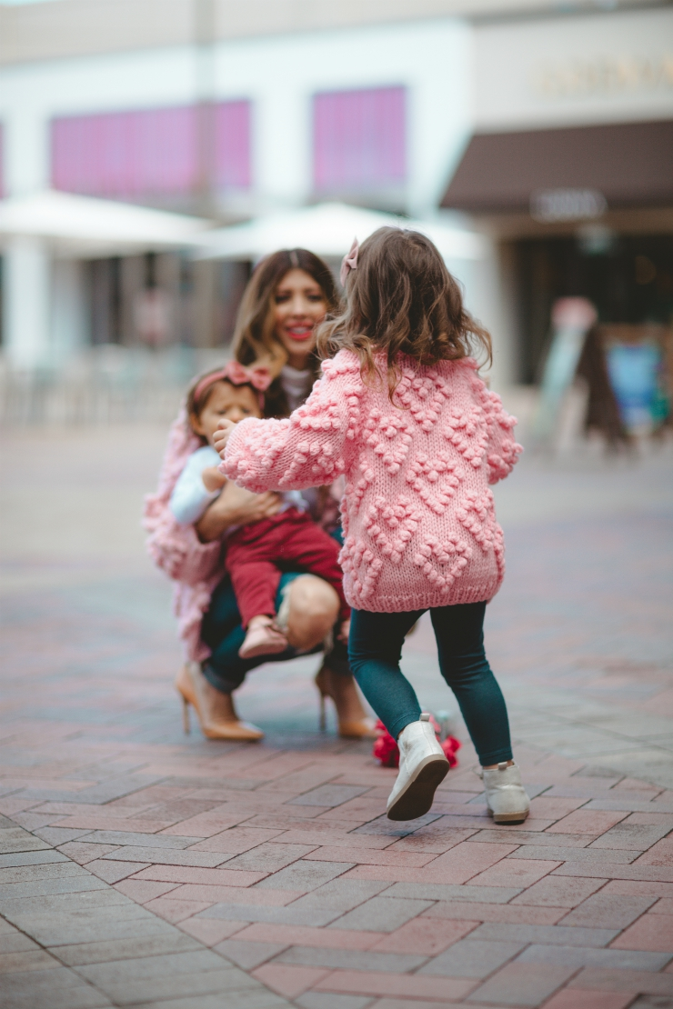 A Letter to My Daughters About Love by popular San Francisco mommy blogger The Girl in The Yellow Dress
