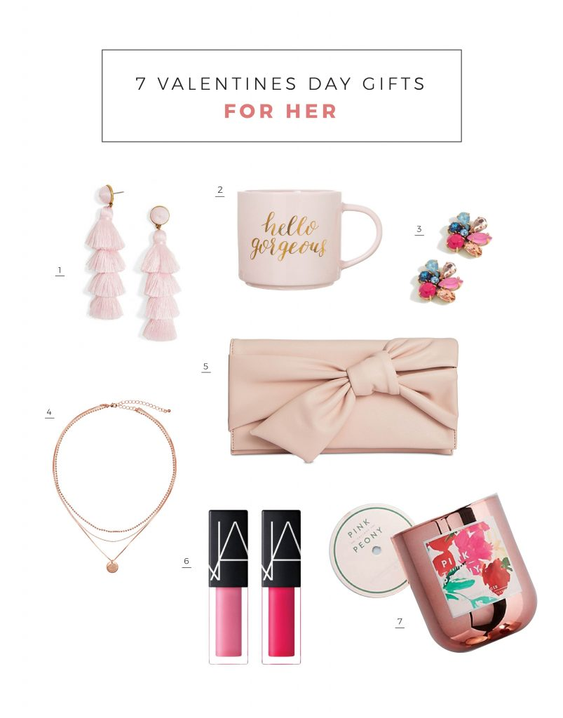 7 Valentines Day Gifts for Her & Him