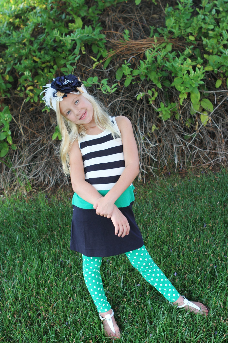 Little Girls Nails And Girls On Pinterest: Little Girls Fashion Featuring Miss J Handmade Designs