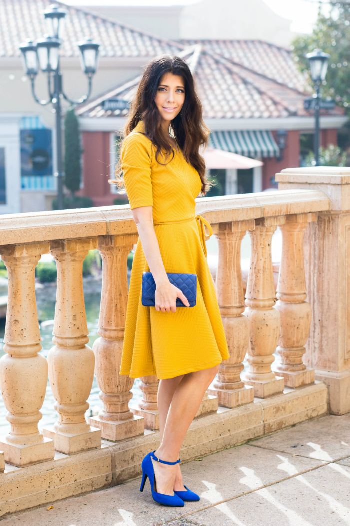 The Perfect Yellow Dress Giveaway The Girl In The
